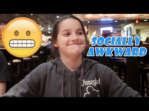 Being Socially Awkward 😬 (WK 322.6) | Bratayley