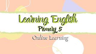 Publication Date: 2020-03-12 | Video Title: 【停課不停學】小學五年級英文科  網上自主學習 ─ Read