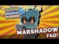 Das Pokemon Marshadow Event | FAQ