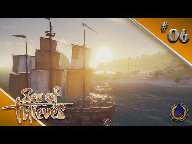 SKELETTE; SOWEIT DAS AUGE REICHT 💀 Let's Play SEA OF THIEVES #006