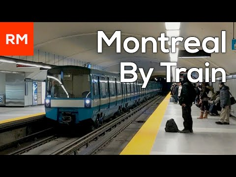 WE VISITED ALL 68 MONTREAL METRO STATIONS!