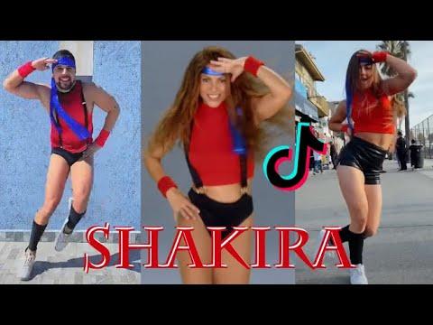 Shakira Black Eyed Peas – GIRL LIKE ME | TikTok Dance
