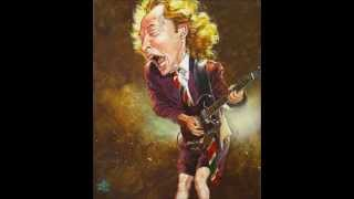 ACDC You Shook Me All Night Long (Bass) Backing Track