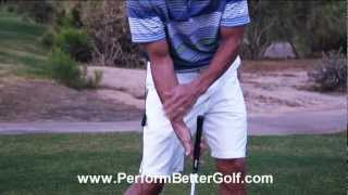 Right Elbow In Golf Swing Key To Consistency