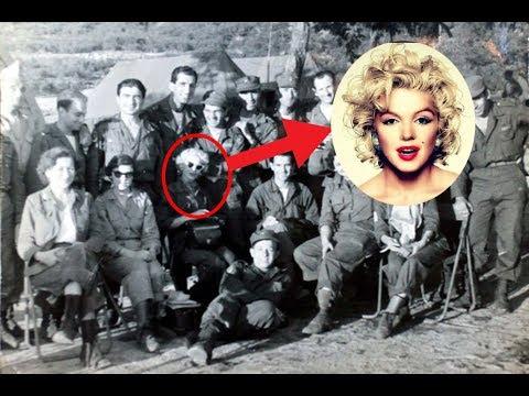Marilyn Monroe'nun Türk Askerlerini Ziyareti | 3 Fotoğraf 3 Hikaye