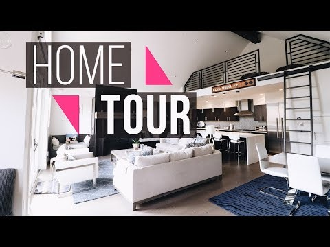 HOUSE TOUR | Come Take a Tour of our New, Mountain Modern Home