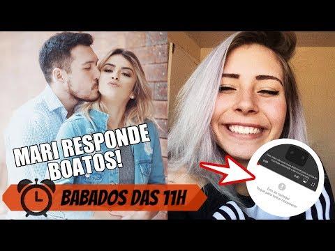Fim do namoro?: Mari Saad RESPONDE BOATOS! Kai Vlogs PERDE CANAL! Contente FAZ DENUNCIA!