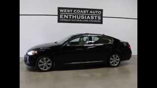 2009 Lexus GS 350 Videos
