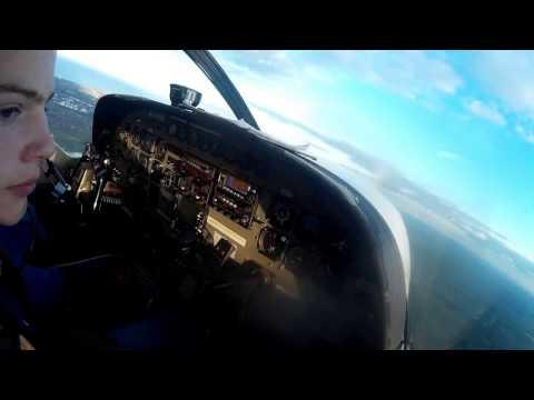 Cessna 208 *FULL FLIGHT* (Hot refuel)