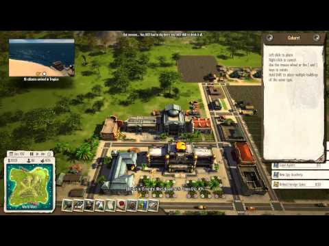 Let's Play Tropico 5 Espionage - 02a - Totally Spies!