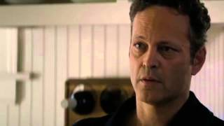 True Detective - Raymond and Frank Face Off Kitchen Table Scene