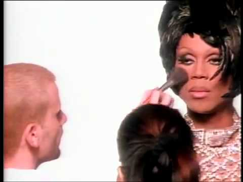 RuPaul- Supermodel extended version couture mix