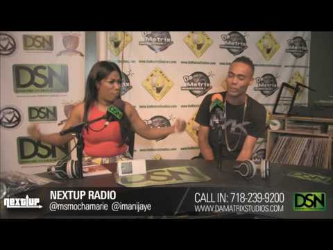 Next Up Radio Feat Tax Free Interview 3