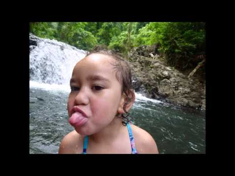 SAMOA-UPOLU 2016 COLLINS FAMILY TRIP