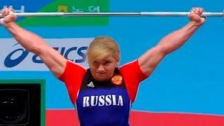 2009 World Weightlifting Championships, Women 63 kg \ Тяжелая Атлетика. Чемпионат Мира