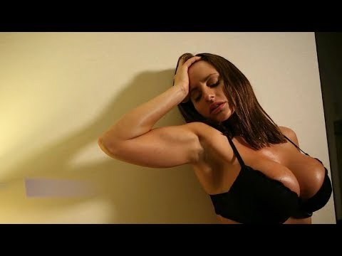 Female muscle flexing in thong bikini ( hardbody ) from YouTube · Duration:  1 minutes 25 seconds