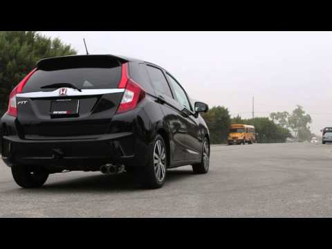 Tanabe Medalion Touring Exhaust For 2015 Honda Fit