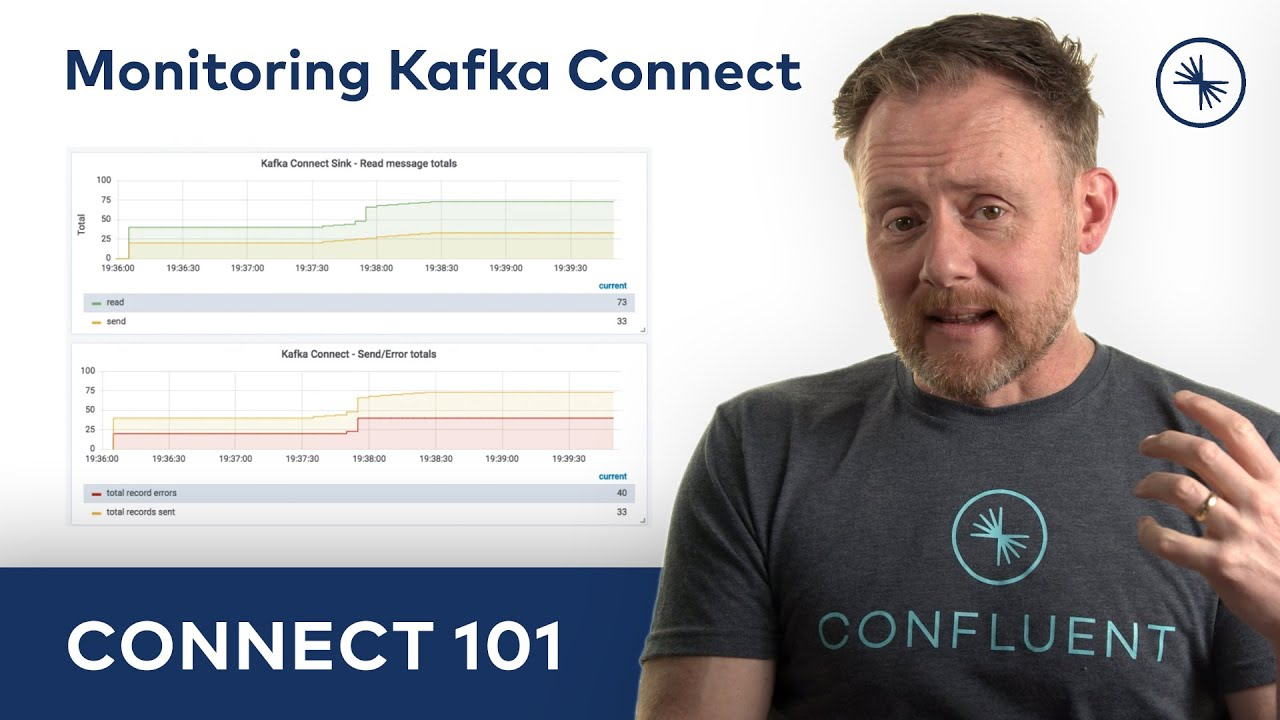 Kafka Connect 101: Metrics and Monitoring with Confluent