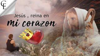 Jesús ven a reinar en mi corazón 💔👑