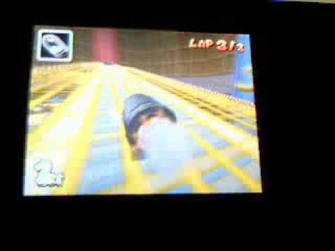 Mario Cart Ds Infinity Bullet Bill Cheat