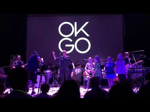 "OK Go: ""Song 2"" Live (Sheldon Theatre - Red Wing, MN)"