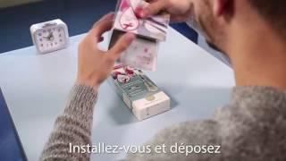 Autotest VIH  - Vidéo de démonstration FR