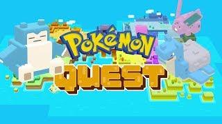 Pokémon Quest Unlock New Pokémon Giant Lapras and Snorlax (Pokémon: Let's Go, Pikachu! and Pokémon)