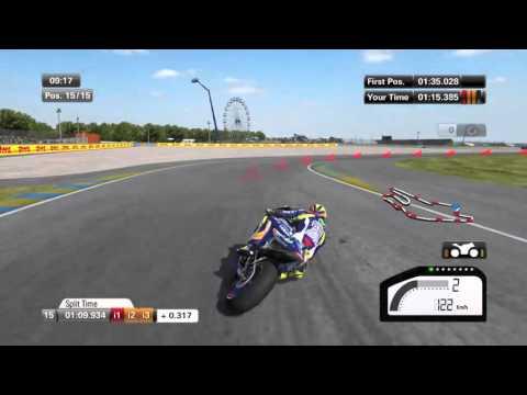 MotoGP France Le Mans Full Racing(PS4)