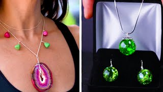 How to Create Your Own Jewelry! | DIY Arts and Crafts by Blossom