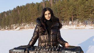 Korolova - Live @ Frozen Lake, Ukraine / 4K Melodic Techno \u0026 Progressive House Mix