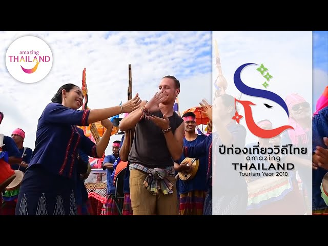 Amazing Thailand Tourism Year 2018 (60sec)