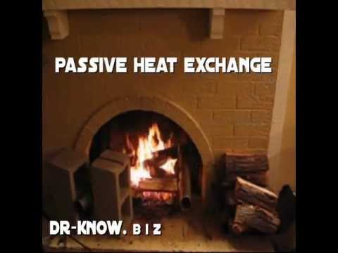 DR-KNOW is not big on waiting ... I get my fires started in under 5 minutes with only one match. My home-made heat exchanger transfers heat from the fireplac...