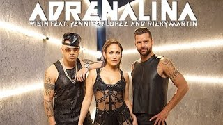 Gambar cover Wisin feat. Jennifer Lopez, Ricky Martin - Adrenalina (World Cup Song Brazil 2014) Official Video