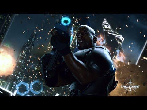 Три новых геймплейных ролика игры Crackdown 3 с Comic-Con 2017