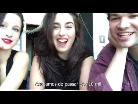 Lauren Jauregui and Marian Hill Facebook  Chatpart 14 legendado PT-BR