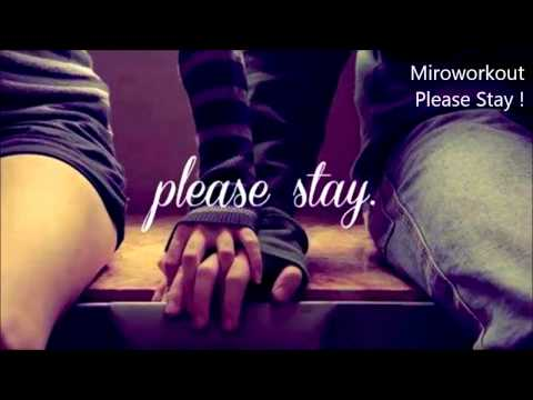 Please stay ! - Miroworkout