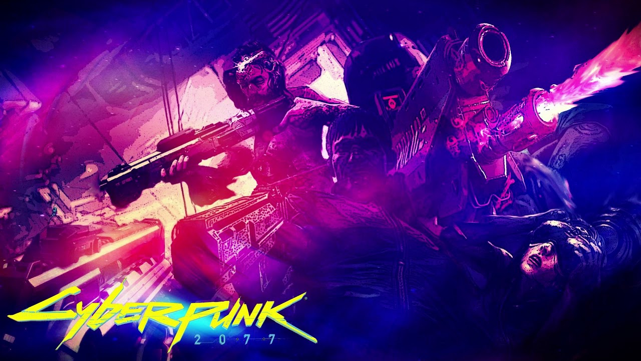 Cyberpunk 2077 Mix #2 - Best of Synthwave / Darksynth / Retrowave