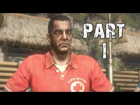 The FGN Crew Plays: Dead Island Part 1 - Tixie Listen to me (PC)