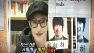 Running Man cap 46  con kim hyun joong COMPLETO!
