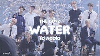 THE BOYZ - WATER (3D AUDIO)