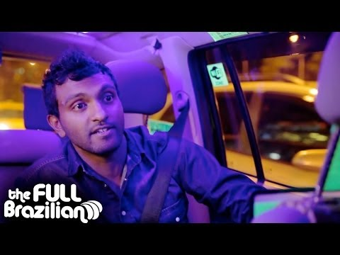 Part 19: Nazeem Hails A Disco Taxi