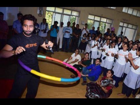 Aditya Thackeray launches Jackky Bhagnani's social enterprise Kasrat