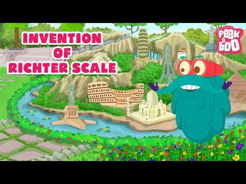 Invention Of Richter Scale | The Dr. Binocs Show | Best Learning Video for Kids | Preschool Learning