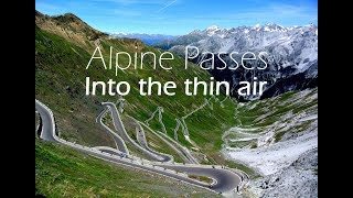 Europe road trip through Alps (With Subtitles)