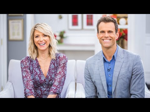 Hallmark Gold Crown Stores Holiday Open House - Home & Family