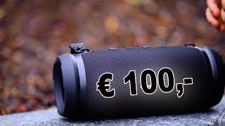 Der einzige Bluetooth Speaker, den ihr braucht. swisstone BX 580 XXL