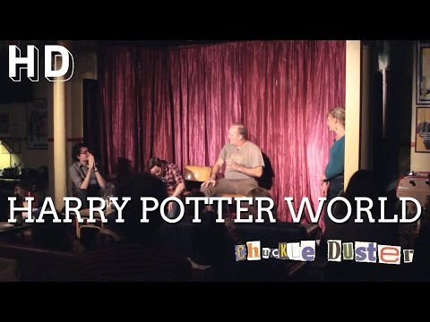 Chuckle Duster - Rumours - Harry Potter World - Improvisational theatre