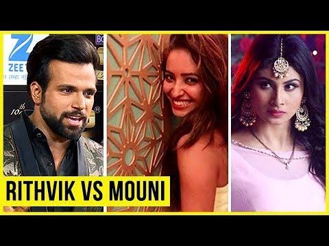 Rithvik Dhanjani REACTS On Mouni Roy's COMMENT On Asha Negi