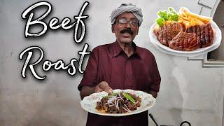 naadan style beef roast