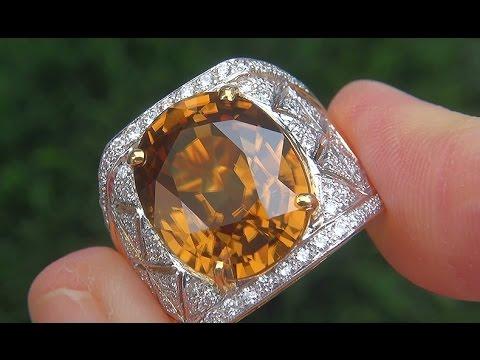 Аметистовый комплект из серебра в жёлтом золоте - YouTube